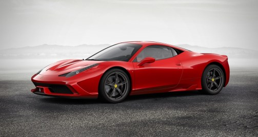 2014 Ferrari 458 Speciale Featured in All-New Car Configurator - See and Hear My Ideal Fezza 10