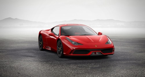 2014 Ferrari 458 Speciale Featured in All-New Car Configurator - See and Hear My Ideal Fezza 11