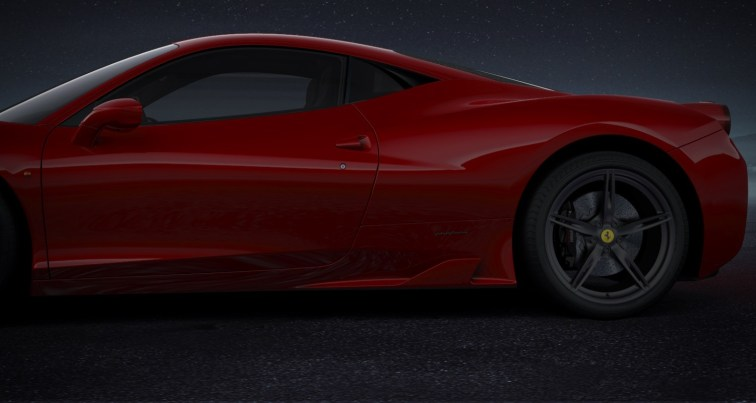 2014 Ferrari 458 Speciale Featured in All-New Car Configurator - See and Hear My Ideal Fezza 21