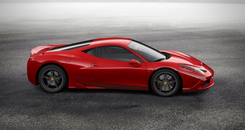 2014 Ferrari 458 Speciale Featured in All-New Car Configurator - See and Hear My Ideal Fezza 29