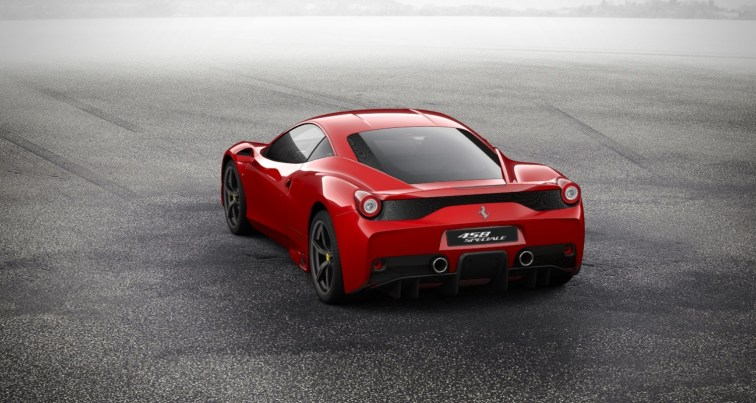 2014 Ferrari 458 Speciale Featured in All-New Car Configurator - See and Hear My Ideal Fezza 30