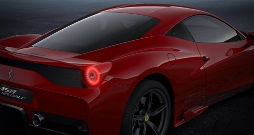 2014 Ferrari 458 Speciale Featured in All-New Car Configurator - See and Hear My Ideal Fezza 36