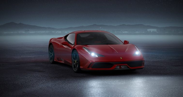 2014 Ferrari 458 Speciale Featured in All-New Car Configurator - See and Hear My Ideal Fezza 41