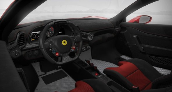 2014 Ferrari 458 Speciale Featured in All-New Car Configurator - See and Hear My Ideal Fezza 42