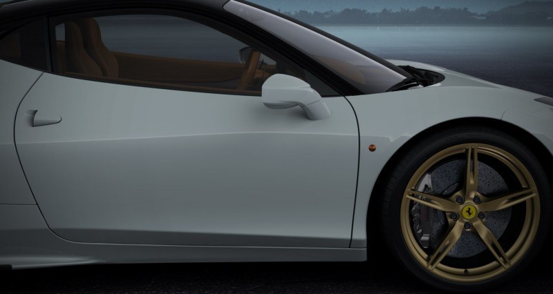 2014 Ferrari 458 Speciale Featured in All-New Car Configurator - See and Hear My Ideal Fezza 72