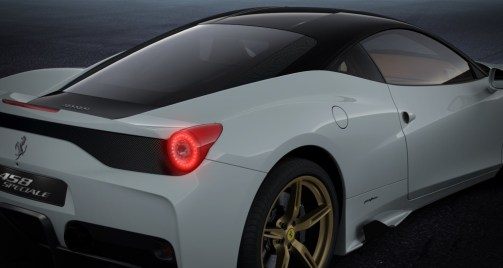 2014 Ferrari 458 Speciale Featured in All-New Car Configurator - See and Hear My Ideal Fezza 74