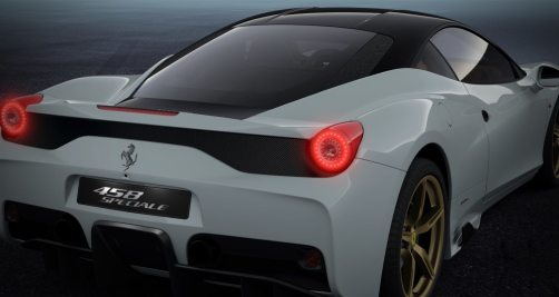 2014 Ferrari 458 Speciale Featured in All-New Car Configurator - See and Hear My Ideal Fezza 75