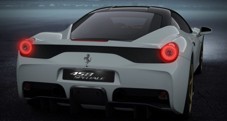 2014 Ferrari 458 Speciale Featured in All-New Car Configurator - See and Hear My Ideal Fezza 76