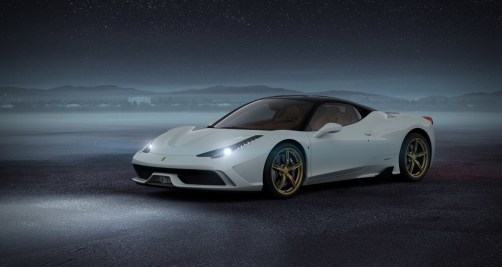 2014 Ferrari 458 Speciale Featured in All-New Car Configurator - See and Hear My Ideal Fezza 84