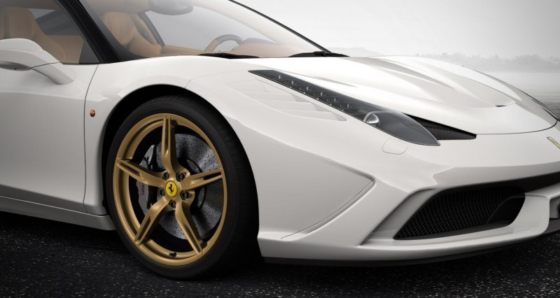 2014 Ferrari 458 Speciale Featured in All-New Car Configurator - See and Hear My Ideal Fezza 89