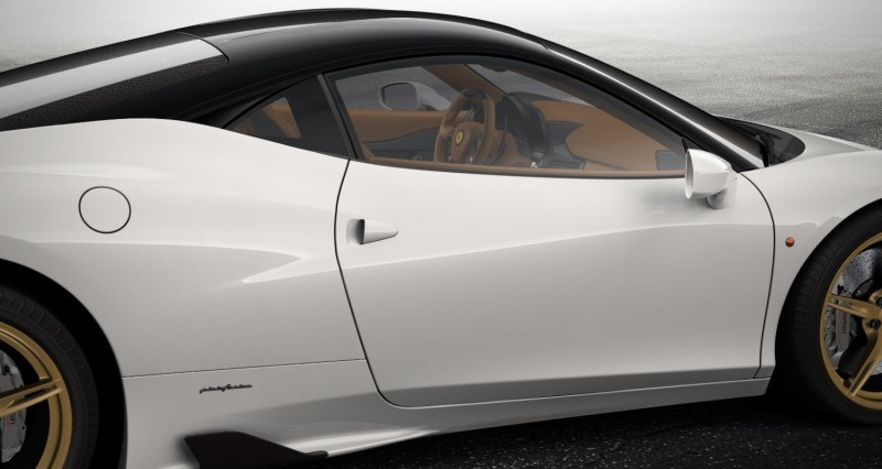 2014 Ferrari 458 Speciale Featured in All-New Car Configurator - See and Hear My Ideal Fezza 90