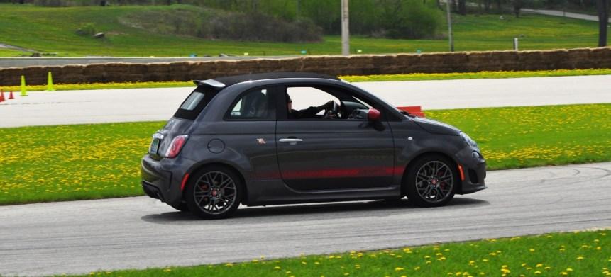 2014 Fiat Abarth 500C Autocross Road America 11