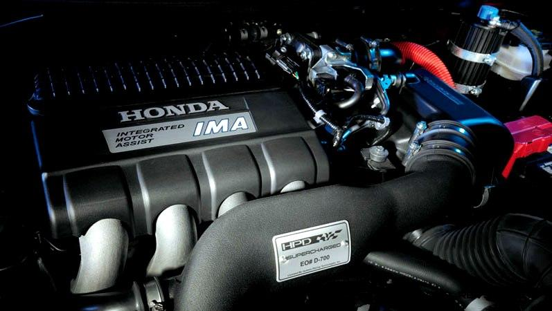 2014 Honda CR-Z HPD Supercharged Hits 197HP and Sprints 2.5s Quicker to 60MPH 9