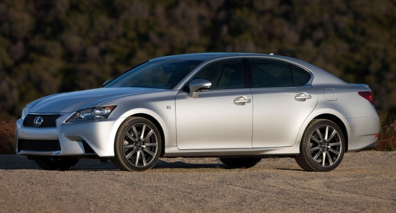 2014 Lexus GS350 and GS F Sport - Buyers Guide Info 11