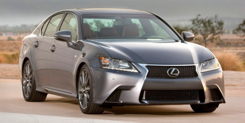2014 Lexus GS350 and GS F Sport - Buyers Guide Info 19
