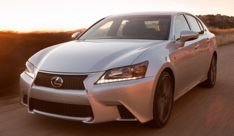 2014 Lexus GS350 and GS F Sport - Buyers Guide Info 6