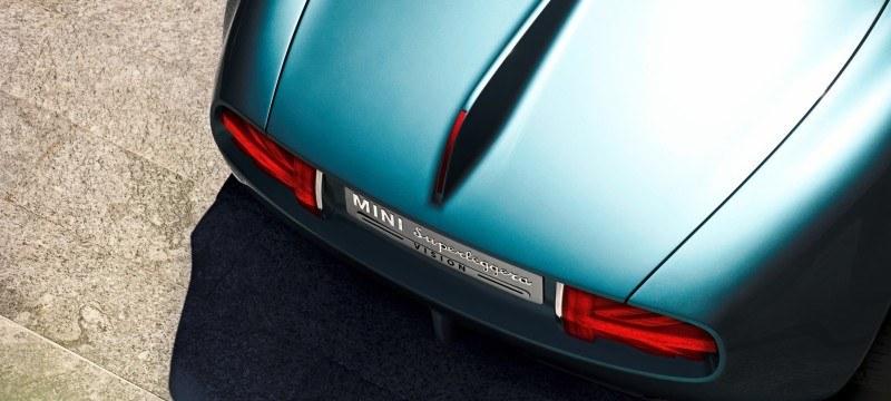 2014 MINI Superleggera Concept is Dreamy Roofless Speedster5