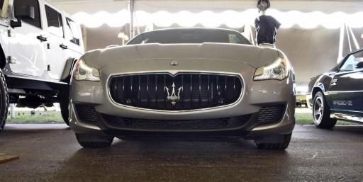 2014 Maserati Quattroporte 6