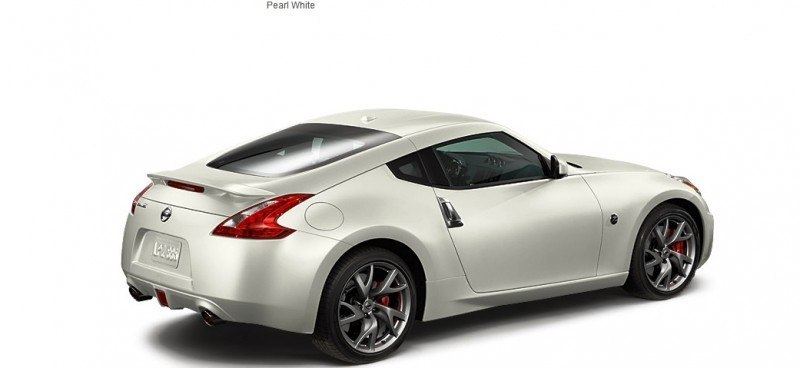2014 Nissan 370Z Coupe - Colors, Specs, Options and Prices from $30k 29