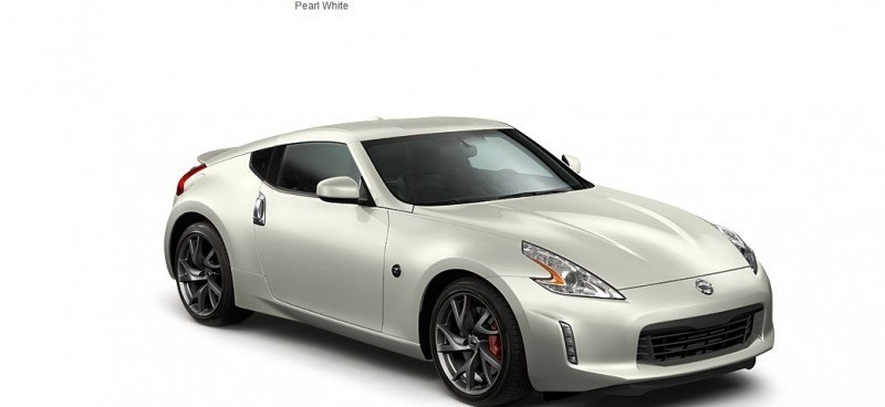 2014 Nissan 370Z Coupe - Colors, Specs, Options and Prices from $30k 31