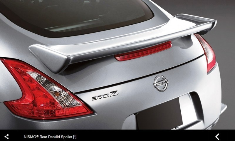 2014 Nissan 370Z Coupe - Colors, Specs, Options and Prices from $30k 61