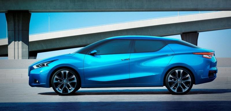 2014 Nissan Lannia Concept Previews Next Leaf EV 3
