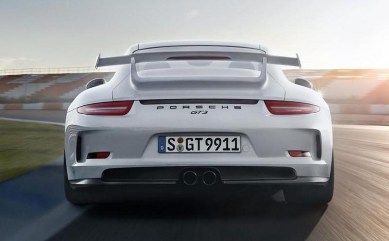 2014 Porsche 911 GT3 Is 9000-RPM Boxer Bliss 20