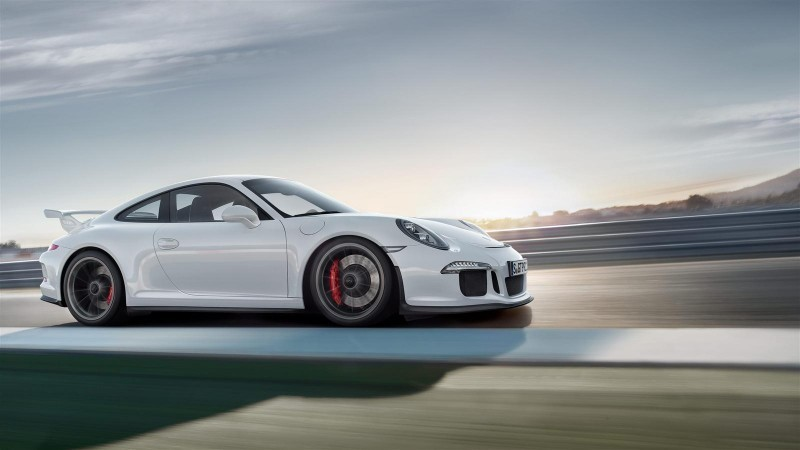 2014 Porsche 911 GT3 Is 9000-RPM Boxer Bliss 24