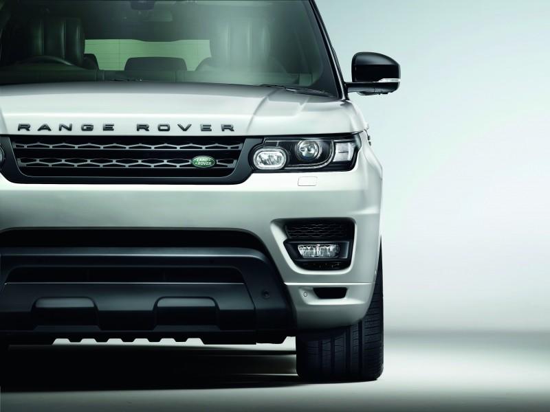 2014 Range Rover Sport Stealth Pack Brings Black 21s or 22-inch Wheels 1