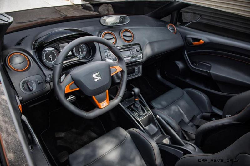 2014 SEAT Ibiza CUPSTER 17