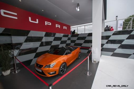 Seat Ibiza Cupster Concept Wortherse