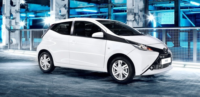 2014 Toyota Aygo Is Furious With You 13