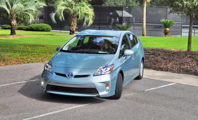 2014 Toyota Prius Plug-in Hybrid 100