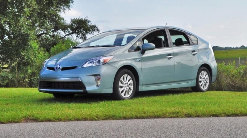 2014 Toyota Prius Plug-in Hybrid 21