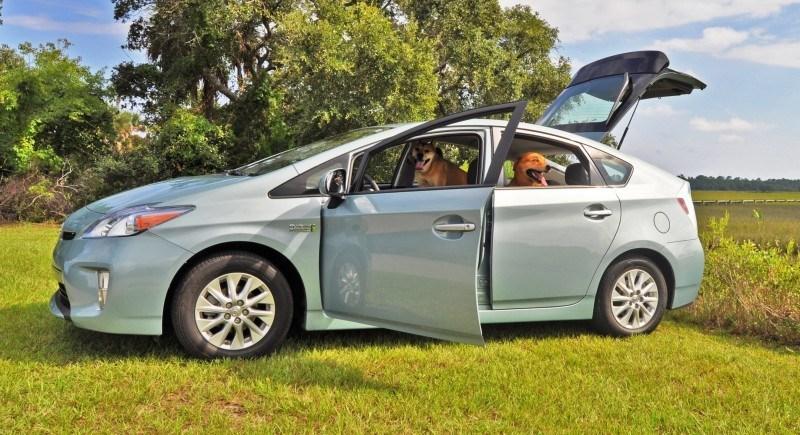 2014 Toyota Prius Plug-in Hybrid 58