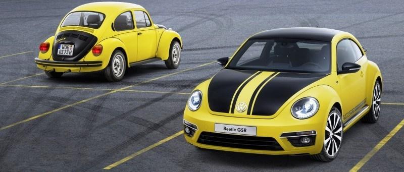 2014 Volkswagen Beetle GSR Scoots Around Go-Kart Autocross at Road America 3