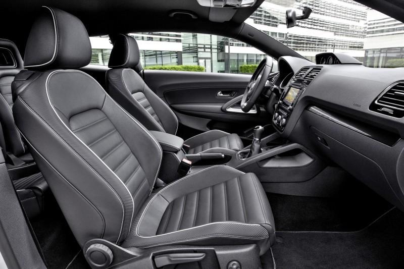 Der neue Volkswagen Scirocco