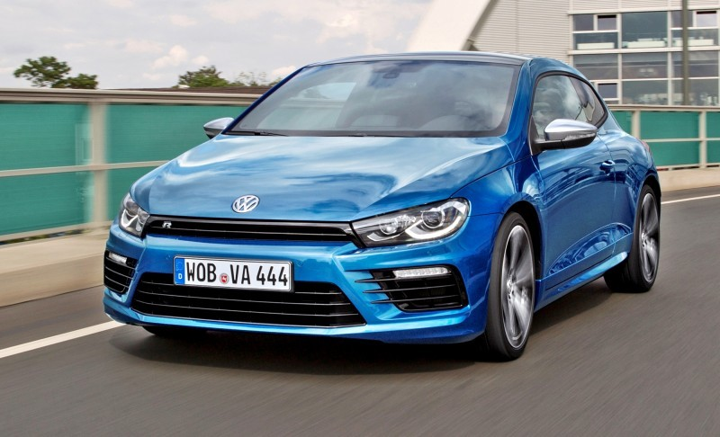 2014 Volkswagen Scirocco R and R-Line - Dynamic Launch Galleries 24