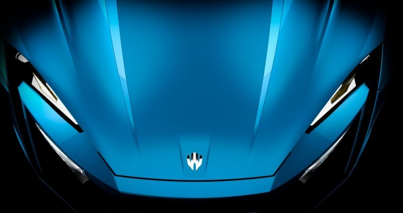 2014 W Motors Lykan Hypersport in 40+ Amazing New Wallpapers, Including MegaLux Interior 26