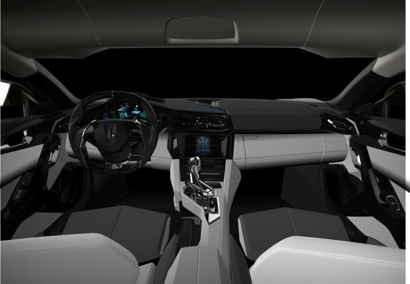 2014 W Motors Lykan Hypersport in 40+ Amazing New Wallpapers, Including MegaLux Interior 3