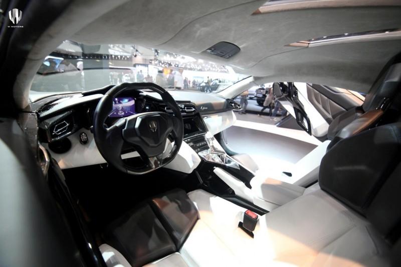 2014 W Motors Lykan Hypersport in 40+ Amazing New Wallpapers, Including MegaLux Interior 31