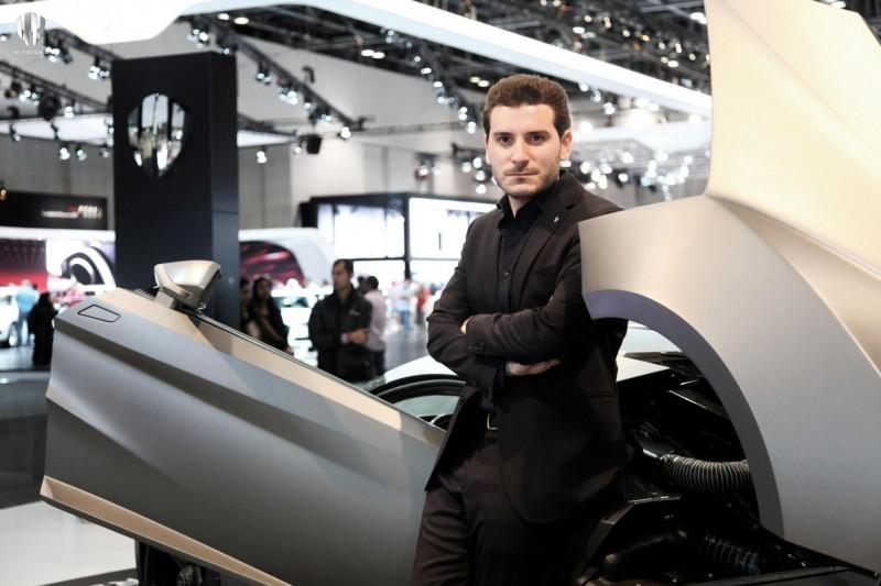 2014 W Motors Lykan Hypersport in 40+ Amazing New Wallpapers, Including MegaLux Interior 46