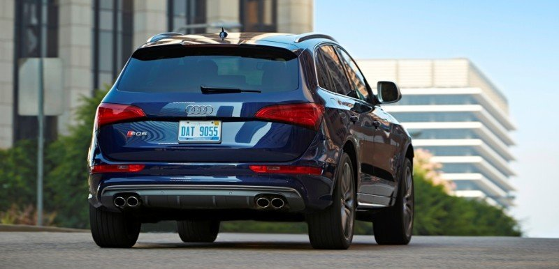2014 Audi SQ5 Brings 350-plus HP - Buyers Guide Colors - Q-car Appeal 10