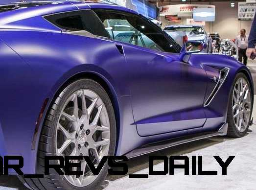 2014 Corvette C7.R and Z06 - Stingray Gran Turismo Concept Offers Best Clues Yet 11