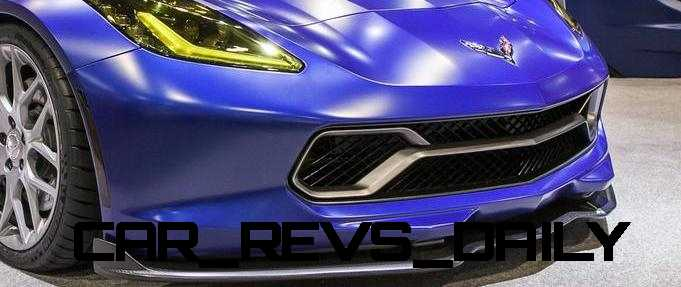 2014 Corvette C7.R and Z06 - Stingray Gran Turismo Concept Offers Best Clues Yet 8