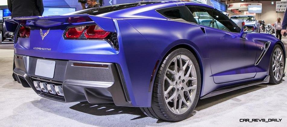 2014 Corvette C7.R and Z06 - Stingray Gran Turismo Concept Offers Best Clues Yet 9