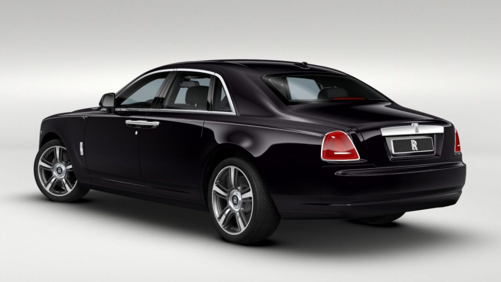 2014 Rolls Royce Ghost V Spec Adds Power Dark Glamour To