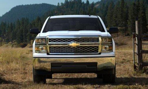 2014 Silverado 1500 LT - 7 Styles of 22-in Wheels16