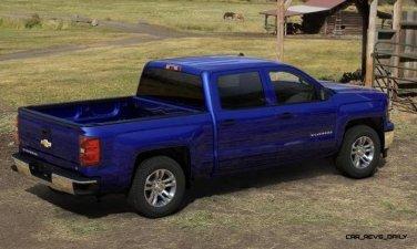 2014 Silverado 1500 LT - 7 Styles of 22-in Wheels26
