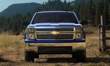 2014 Silverado 1500 LT - 7 Styles of 22-in Wheels29
